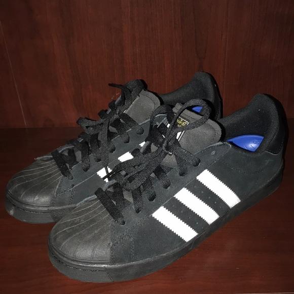 b5635ef3cad0 adidas Other - Adidas Superstar Vulc ADV Black Suede